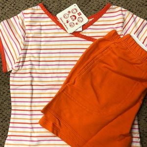 Hanna Andersson Shirts & Tops - Hanna Andersson short set NWT 120